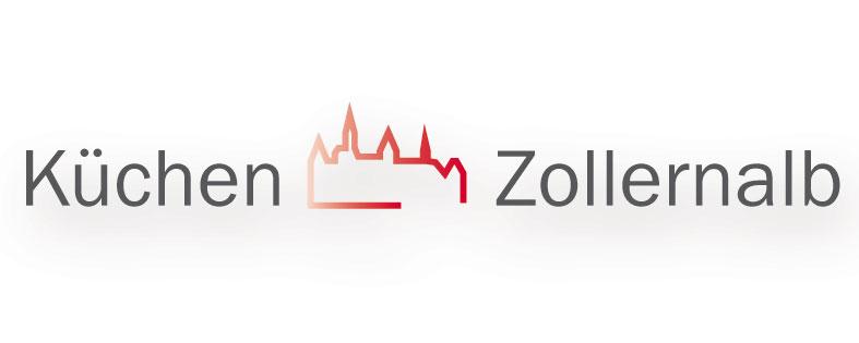 Logo Küchen Zollernalb Design by blick-7 Design und Werbung zwischen Reutlingen und Tübingen