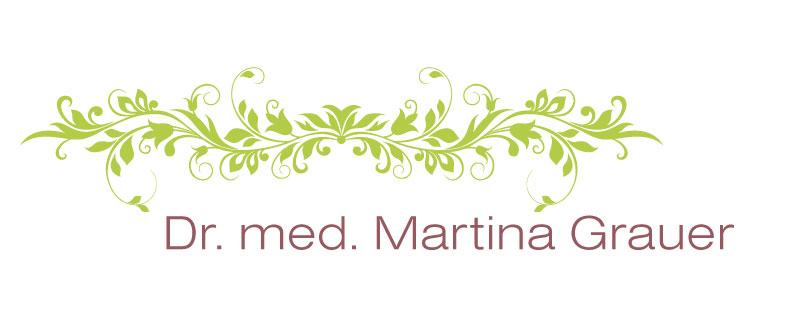 Logo Dr. Martina Grauer